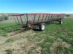 Hay/Bale Feeder Wagon