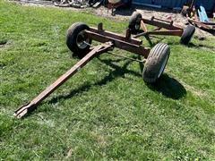 Firestone Electric Wheel Co Running Gear
