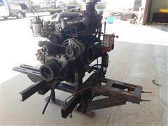 Isuzu Turbo Power Unit With PTO