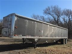 1988 Timpte T/A Super Hopper Grain Trailer