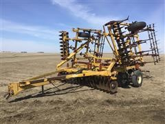 Kent Disc-O-Vator Mulch Finisher