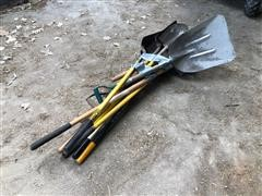 Scoops, Shovels, Spades