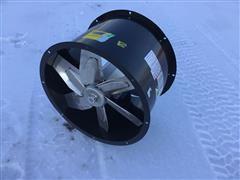 2020 Dayton 3C411 Tubeaxial Fan