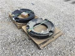 Kubota M7 Cast Rear Wheel Weights