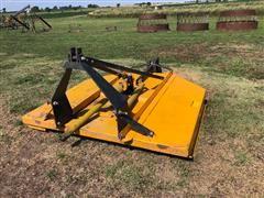 Big Ox 3-Pt Rotary Mower