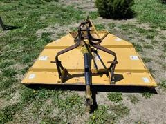 King Kutter / Country Line 3-Pt Rotary Cutter, Yard Rake & Plow