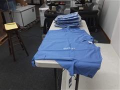 Cherokee Surgical Scrub Tops