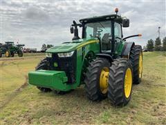 2015 John Deere 8370R MFWD Tractor