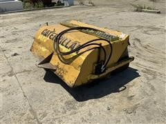 Caterpillar HB60 Sweeper W/Bucket