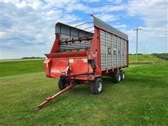 Gehl FX1620 Forage Wagon
