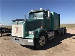 1995 Kenworth T800 T/A Truck Tractor