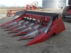 1996 Case IH 1063 Corn Header