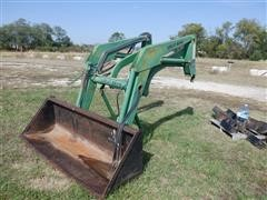 Great Bend 660 Tractor Mounted Loader
