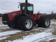 2007 Case IH Steiger 380 4WD Tractor