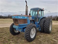 1984 Ford TW-35 MFWD Tractor