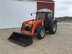 2005 Agco GT65 MFWD Utility Tractor