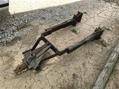 Anhydrous Extendable Trailer Hitch