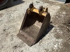 Case Backhoe Bucket