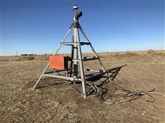 Valley Irrigation Pivot Point Tower