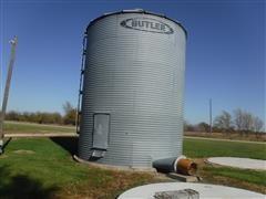 Butler 4000 Bushel Grain Bin