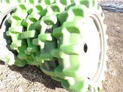 RhinoGator Plastic Pivot Irrigation Tires And Rims