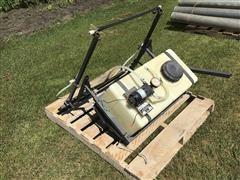 Lovcik ATV Mounted Sprayer