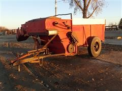 Roorda 4' X 12' Feed Wagon
