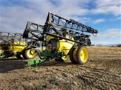 2015 Ag Spray MSF-8650 Pull-Type Sprayer