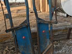 Priefert Cattle Headgate