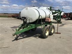 Kuker Pull-Type Sprayer