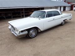1962 Chrysler 300 4 Door Hardtop