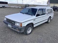 1987 Mazda 82000 2WD Pickup W/Topper