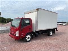 2014 Isuzu NQR S/A Cargo Truck