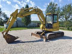 Komatsu PC75-UU1 Excavator