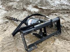2019 Danuser EP1530 Skid Steer Post Hole Digger