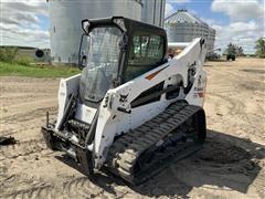 2018 Bobcat T770 Compact Track Loader