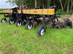 "Landoll 2000 3-Pt 4R36"" Row Crop Cultivator"