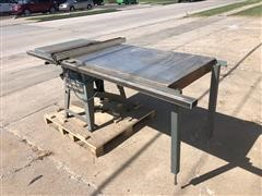"""Delta Cat. 36-441 10"""" Table Saw"""