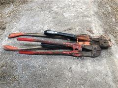 Fence Crimper Tools & Bolt Cutters