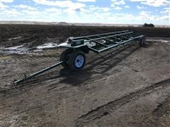 Wemco H-30 30' T/A Header Trailer