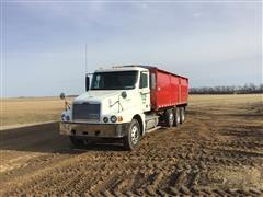 2004 Freightliner Century 120 Tri/A Grain Truck