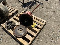 Borg Warner T98 Heavy Duty 4 Speed Transmission