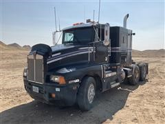1988 Kenworth T600A T/A Truck Tractor