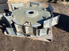 Steel Pivot Wheels