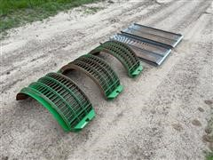 John Deere Combine Small Wire Concaves & Sieves
