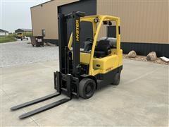 2008 Hyster S60FT 6000 Lb Forklift