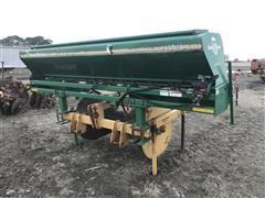 Hicks Welding LS12 Steel Levee Packer W/Great Plains Seeder