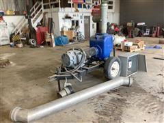 Gorman-Rupp Irrigation Pit Pump