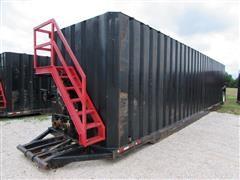 2012 Roll Offs RO-1011 500-Barrel Frac Tank