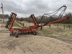 Unverferth 25' Rolling Harrow